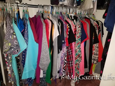 Go from closet chaos